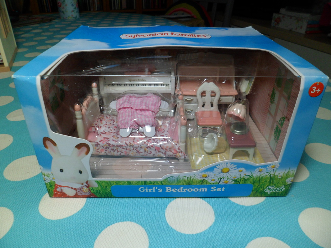 Impressive Calico Critters Bedroom Set Decor